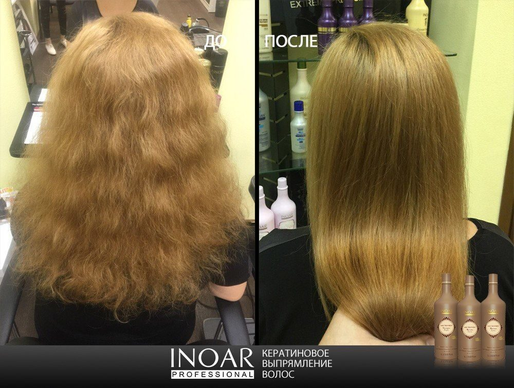 Реконструкция Hair Treatment Inoar.