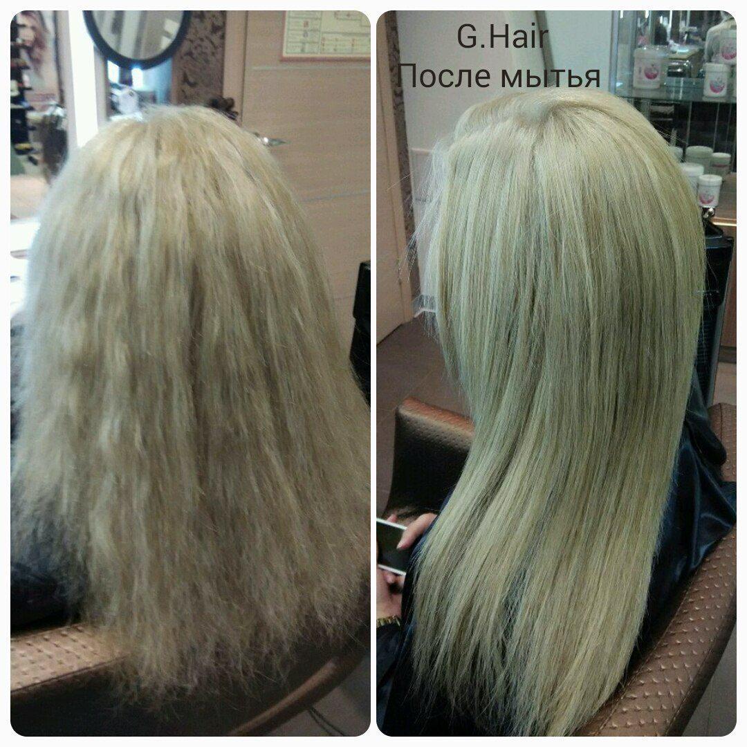 inoar g hair кератин инструкция