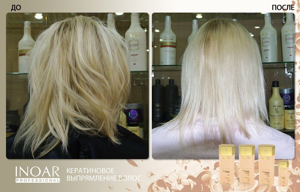 Реконструкция Hair Treatment Inoar